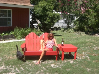 NEW - Easy Out Adirondack Chairs Click Here