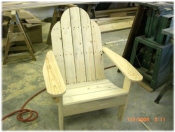 Adirondack Chairs Custom Made To Order, Or Chose From Our Prefinished  Display Models