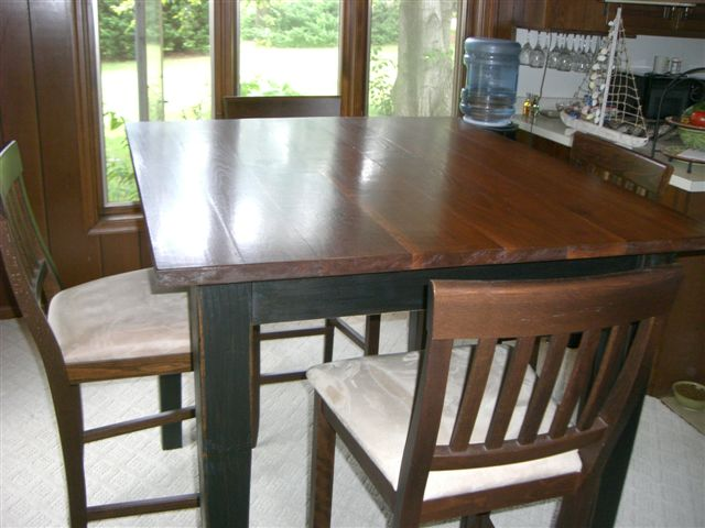42 Inch Bar Table With Matching Chairs