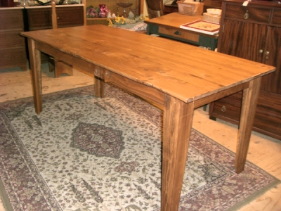 Recycled Lumber Farm Tables To Your Specifications Pictures Of Our - Building a farm table